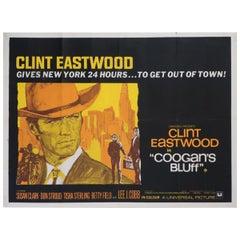 Coogan's Bluff '1968' Poster