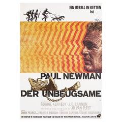 Cool Hand Luke 1968 German A1 Film Poster