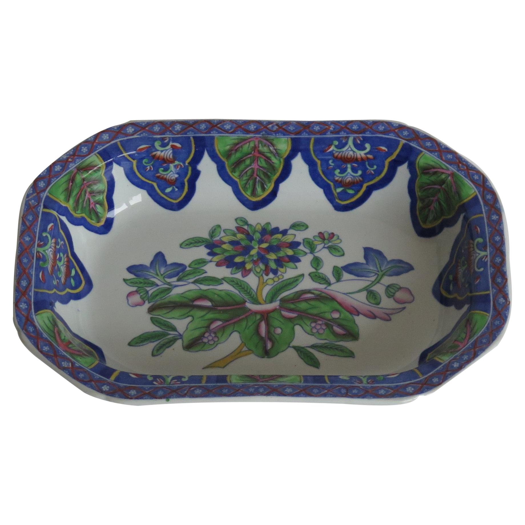 William IV Bowls and Baskets