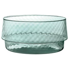 Coppa Multipot25, Bowl Handcrafted Muranese Glass, Baltic Twisted MUN by VG