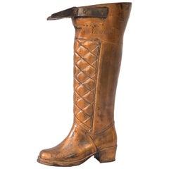 Copper Bootmaker Mold