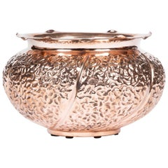 Copper Bowl, by Benham & Froud of London
