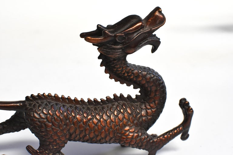 Copper Bronze Dragon  For Sale 4