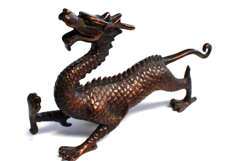 Copper Bronze Dragon  For Sale 5