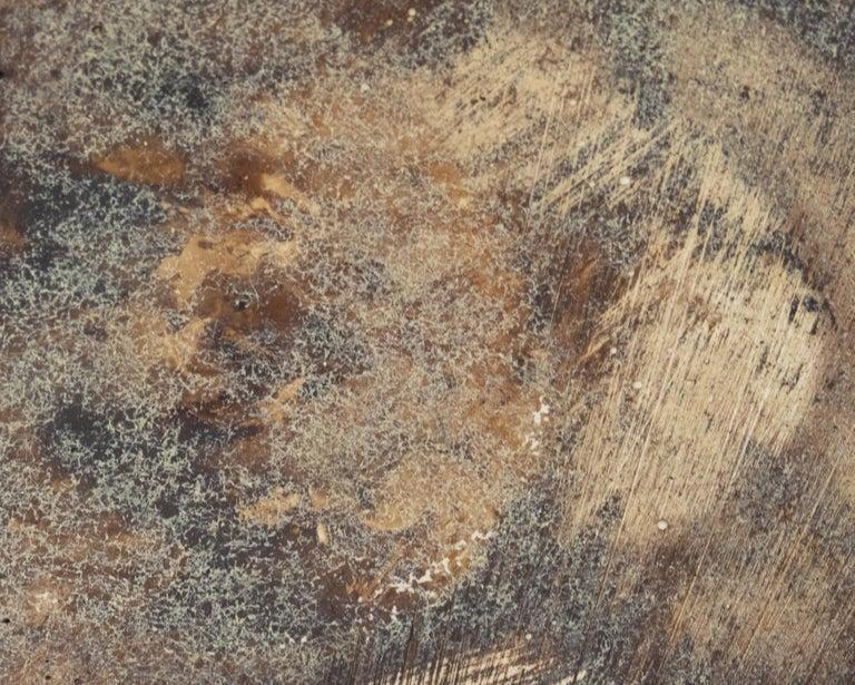 Copper Cast Wall Plaque For Sale 1