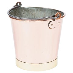 Copper Fire Bucket