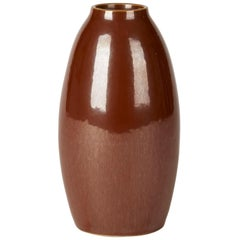 Vintage Copper Lustre Carl-Harry Stålhane for Rörstrand Vase, circa 1950