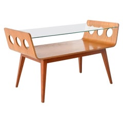 Cor Alons Coffee Table Gouda den Boer, The Netherlands, 1950