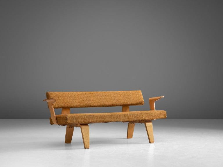 Mid-Century Modern Cor Alons Early Dutch Design Sofa For Sale
