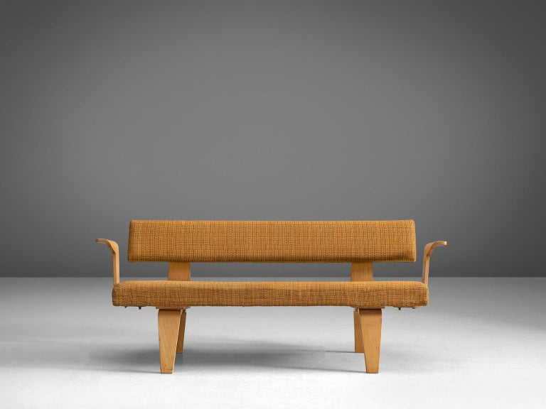 Mid-20th Century Cor Alons Early Dutch Design Sofa For Sale