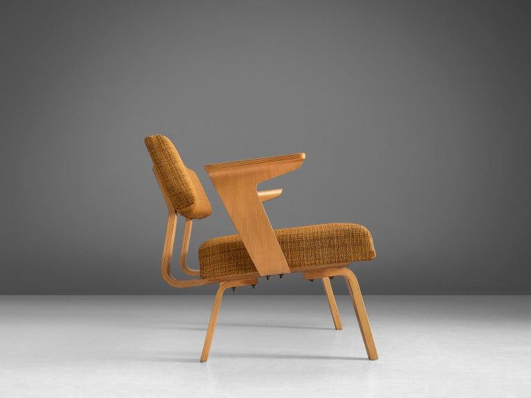 Fabric Cor Alons Early Dutch Design Sofa For Sale