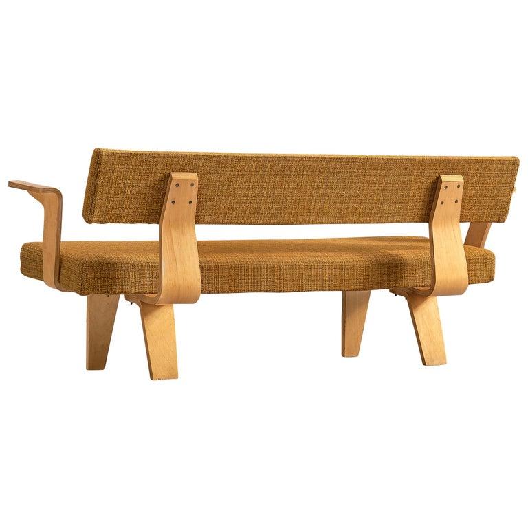 Cor Alons Early Dutch Design Sofa For Sale