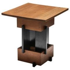 Cor Alons Occasional Table Dutch Interbellum Design