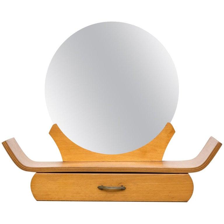 Cor Alons Vanity Mirror for Den Boer For Sale