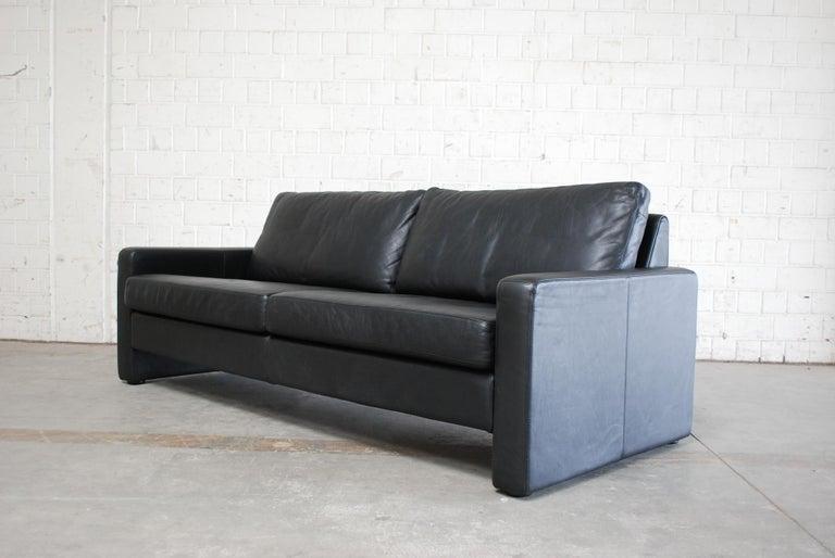 COR Conseta Back Leather Sofa