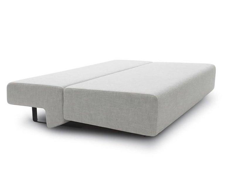 Modern COR Cosma Sleeper Sofa in Fabric or Leather For Sale