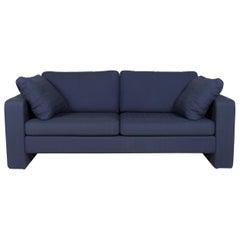 COR Fabric Sofa Blue Two-Seat