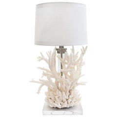 Coral Creation Lamp