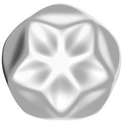 Corall i Eriçó Sterling Silver Paperweight Nº3 by House New York, Limited Edit.