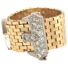 Corbett & Bertolone Gold and Diamond Ring