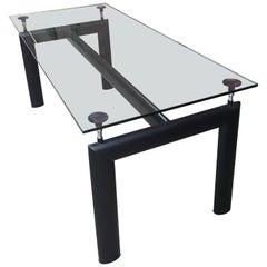 Corbusier LC6 Cassina Table or Desk