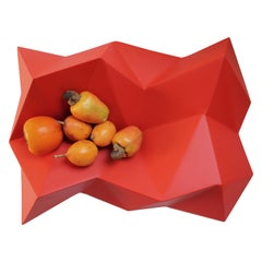 Cordilheira Fruit Bowl 'Color - Red'