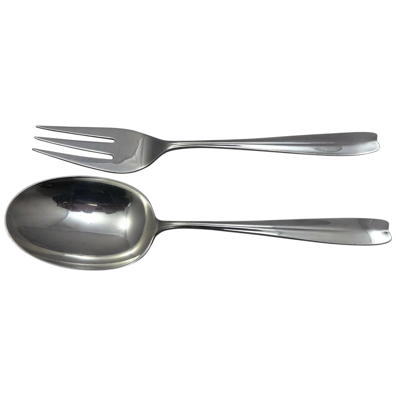 Cordis by Tiffany & Co. Sterling Silver Vegetable Serving Set 2-Piece