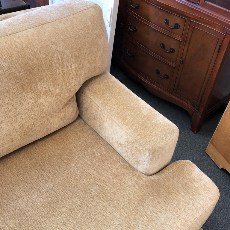Cordova Down Wrapped Sofa, by Cisco Brothers In Good Condition For Sale In San Francisco, CA