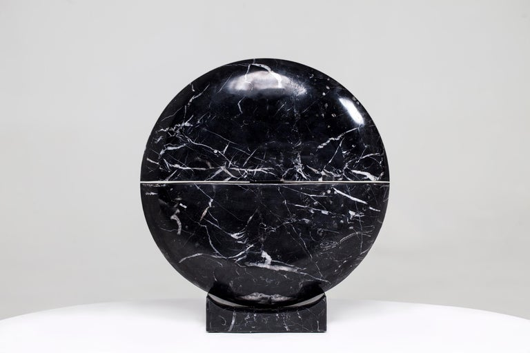 Spanish Core Marble Table Lamp by Carlos Aucejo For Sale