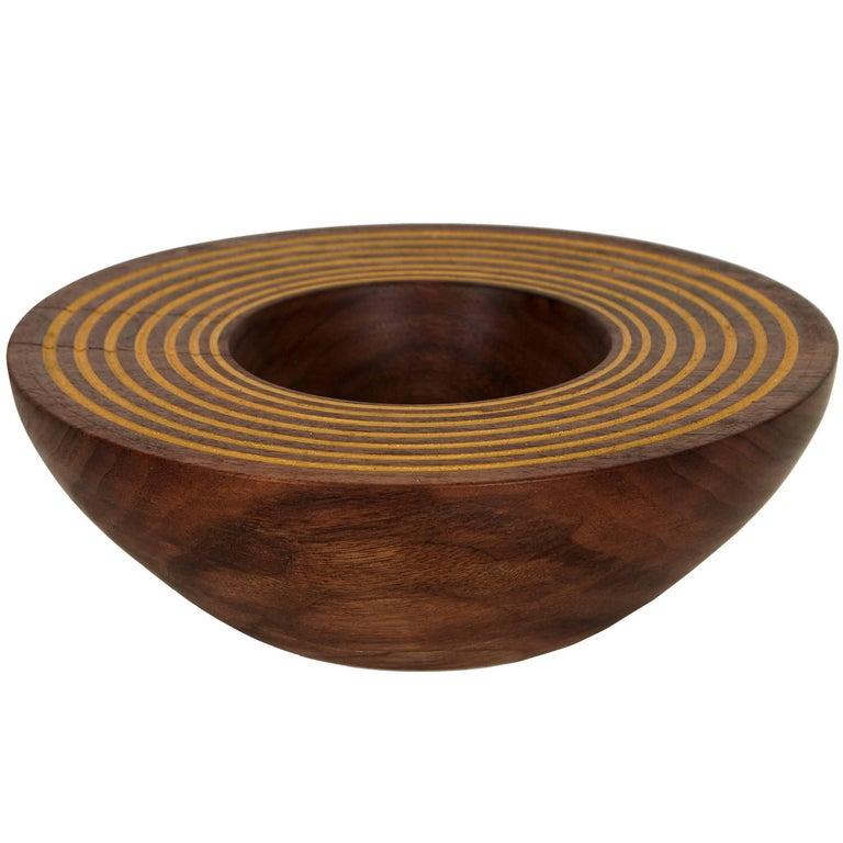 Core Series Black Walnut Bowl by Claudio Sebastian Stalling