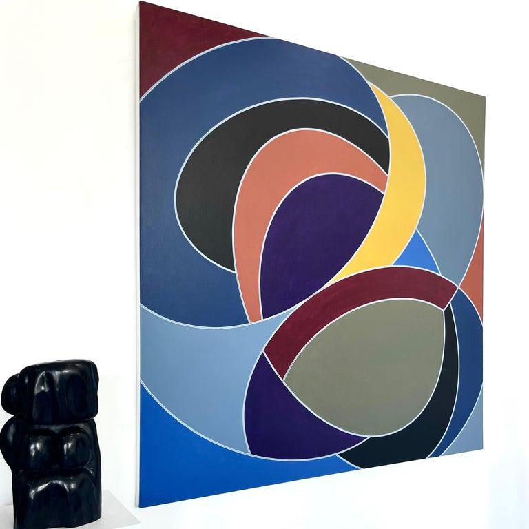 Tango Interlude #25 - Pop Art Painting by Corey Postiglione