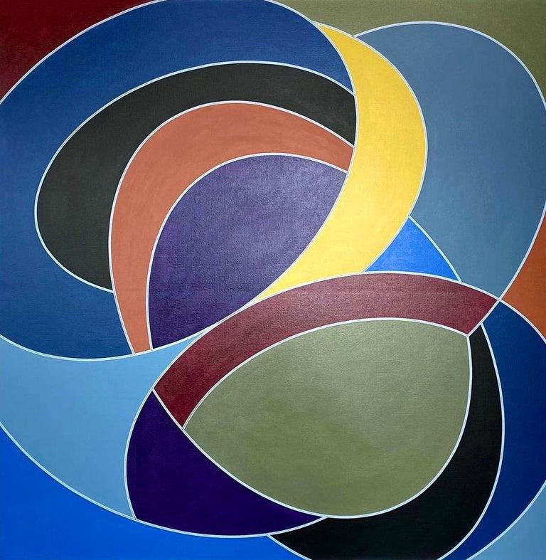 Corey Postiglione Figurative Painting - Tango Interlude #25
