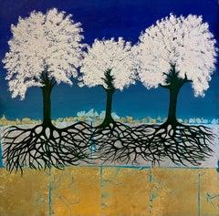 French Contemporary Art by Corine Lescop - Communion Sylvestre