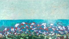 French Contemporary Art by Corine Lescop - Symphonie Marine