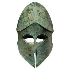 Corinthian Helmet of the 'Hermione' Type