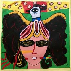 La Femme et l'oiseau