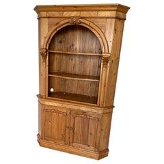 Corner Cabinet by Summer Hill