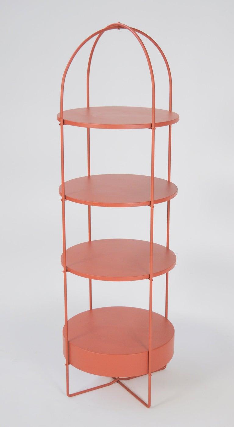 Contemporary Corner Cupboard, Shelf, Open Shelf Unit, Coffee Table For Sale