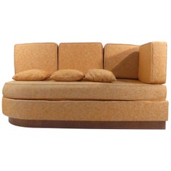 Corner Daybed in the Style of Gustave Gautier, 1950