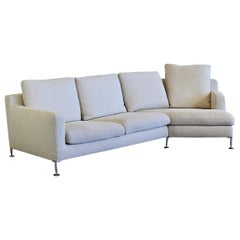 Corner Sofa by Antonio Citterio, B&B Italia