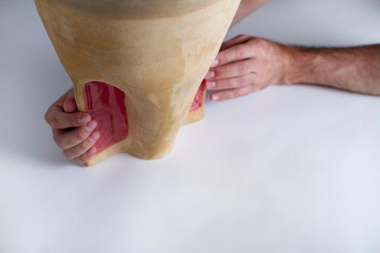 Corniche Vase by Faissal El-Malak In New Condition For Sale In Geneve, CH