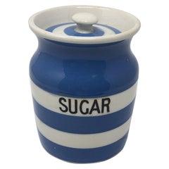 Cornish Sugar Storage Jar