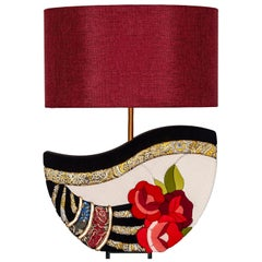 Cornucopia Table Lamp