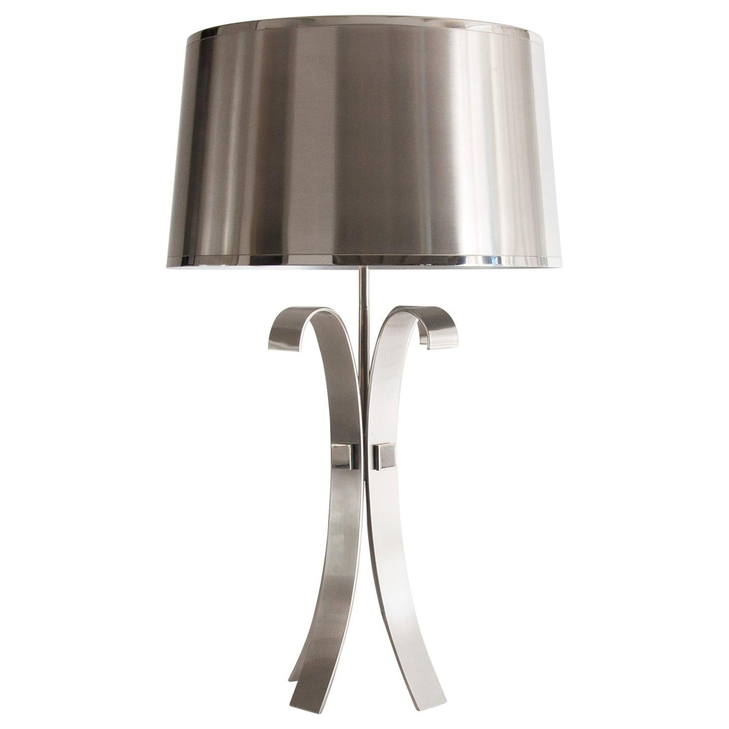"""""""Corolle"""" Table Lamp by Maison Charles Designed by Jacques Charles"""
