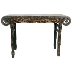 Coromandel Altar Table, China, circa 1860