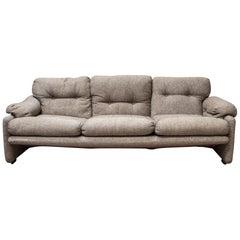 Coronado sofa by  Afra & Tobia Scarpa for B&B Italia 1966