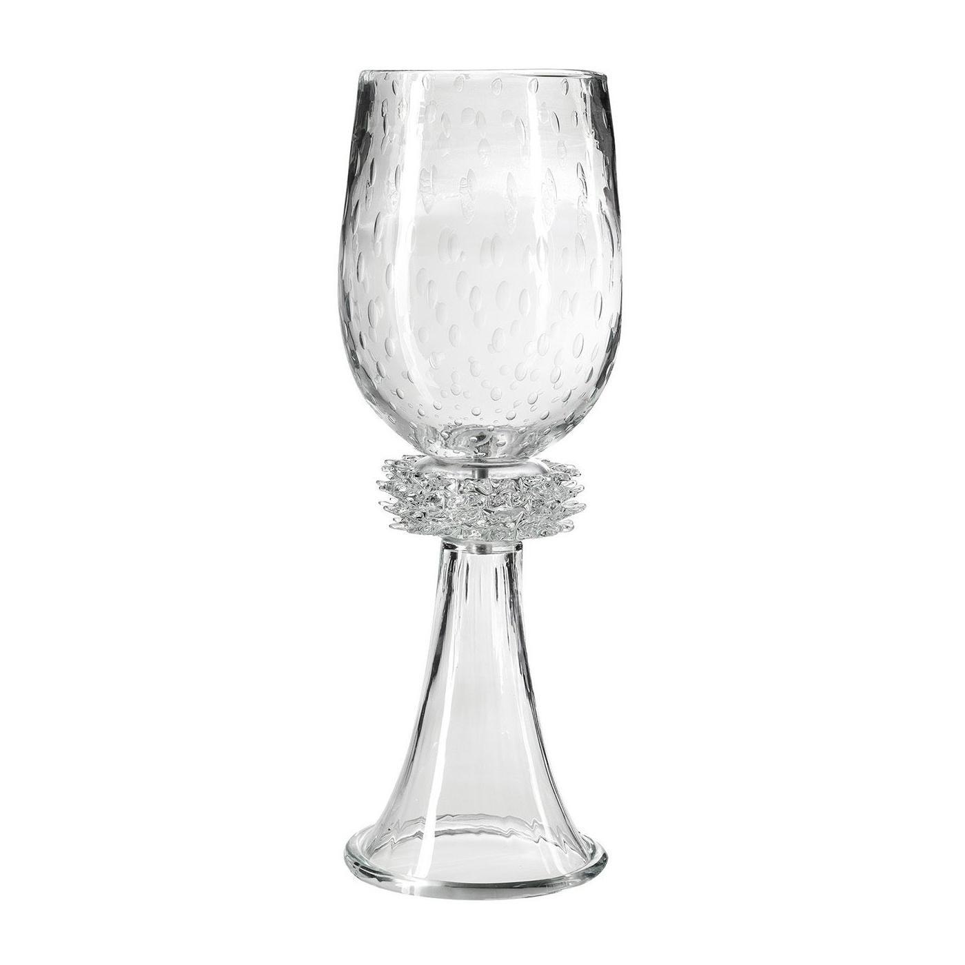 Correr Clear Vase