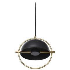 Cymbal Lamp (Minimalist, Contemporary, Sculptural object)