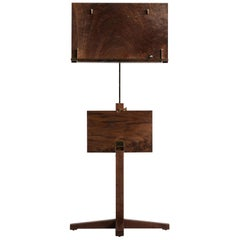 Corset Music Stand with Adjustable Height and Angle