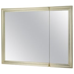 Corte Wall Mirror with Frame